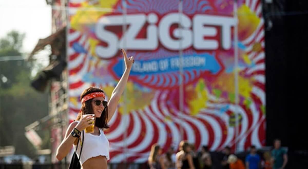 Sziget Festival à Budapest : un line-up impressionnant pour la 25ème édition !