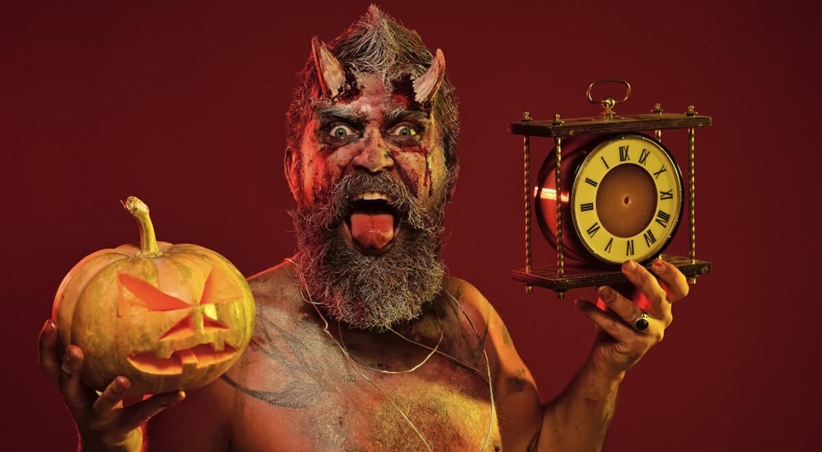 Halloween : l'Irlande sous son visage maléfique !