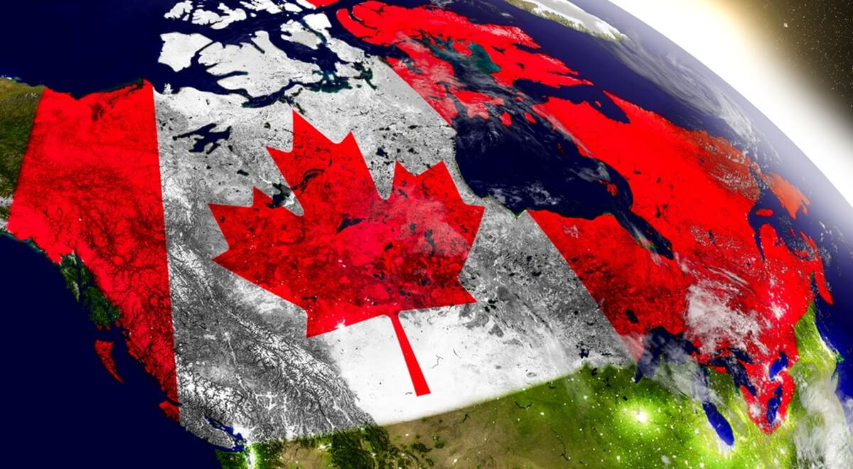 Géographie et climat au Canada, « A Mari usque ad Mare » !