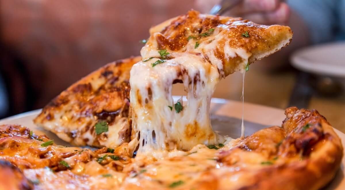 Pizza italienne : un morceau d'histoire
