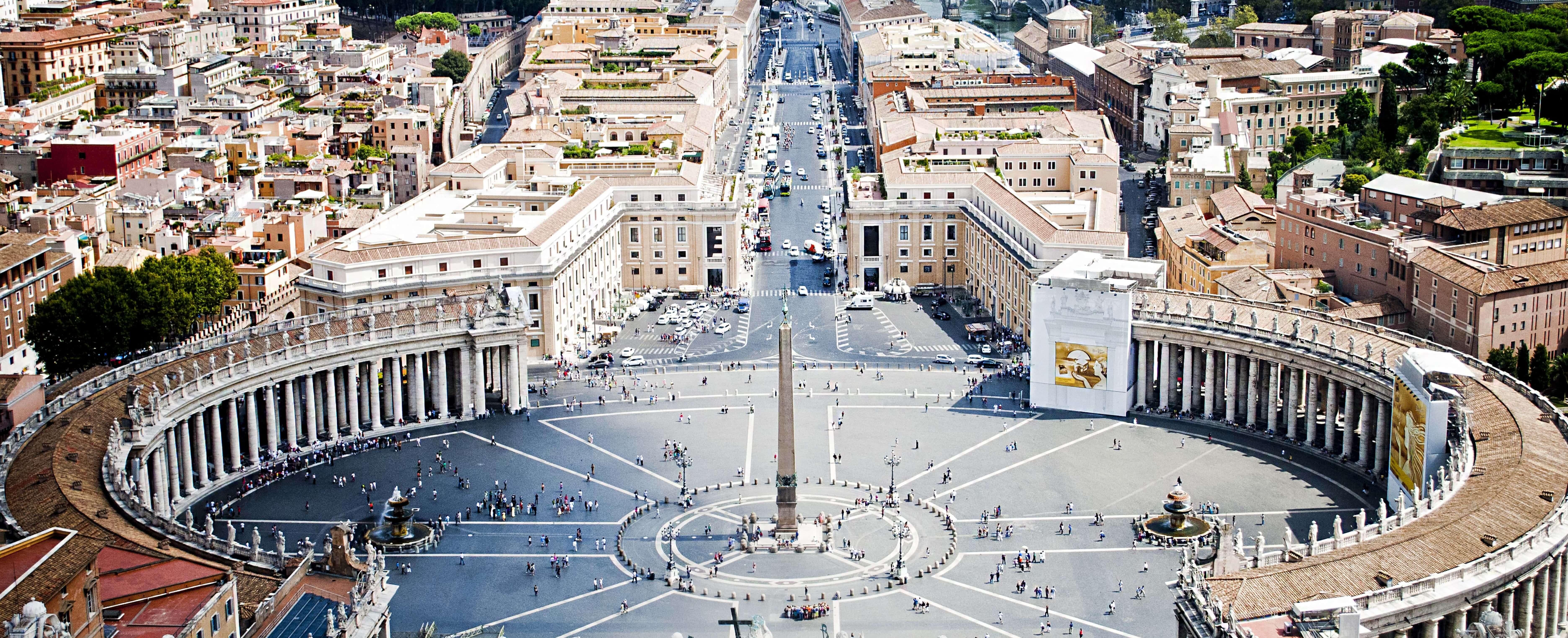 Exposition inédite à Rome
